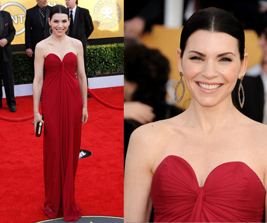 Julianna Margulies SAG 2011