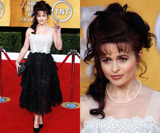 Helena Bonham Carter SAG 2011