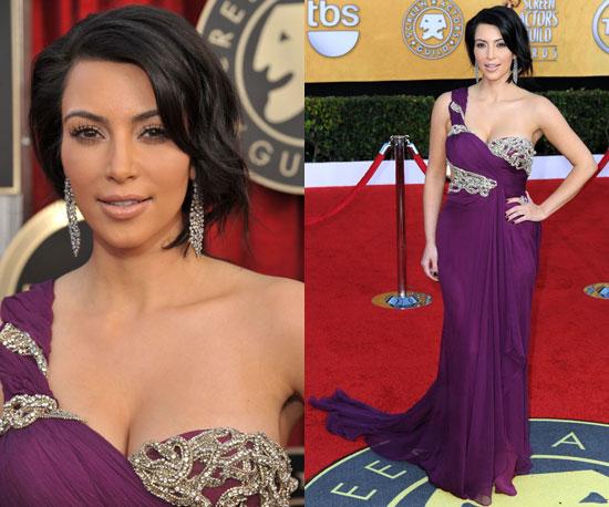 Kim Kardashian SAG 2011