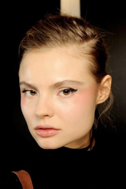 Chanel alta costura maquiagem blush primavera 2011
