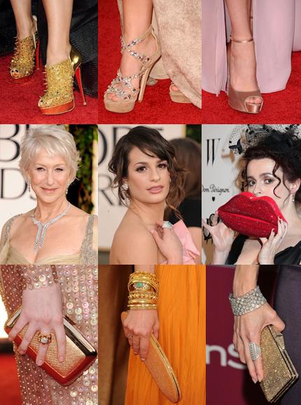Detalhes Golden Globes 2011