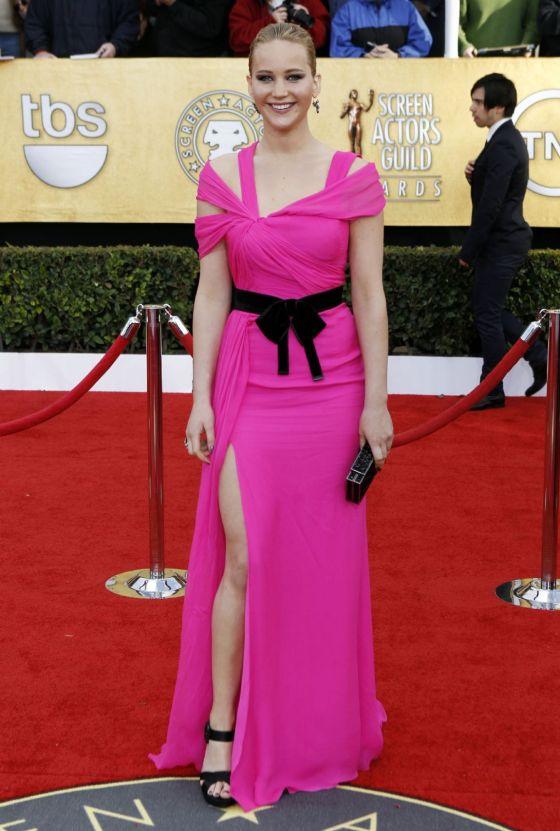 Jennifer Lawrence SAG 2011