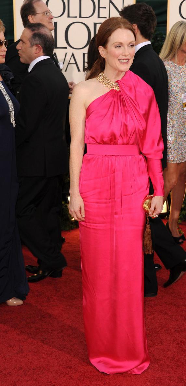 Juliane Moore Golden Globes 2011