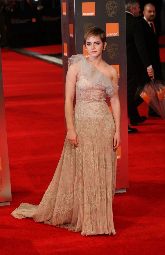 Emma Watson BAFTA Awards 2011