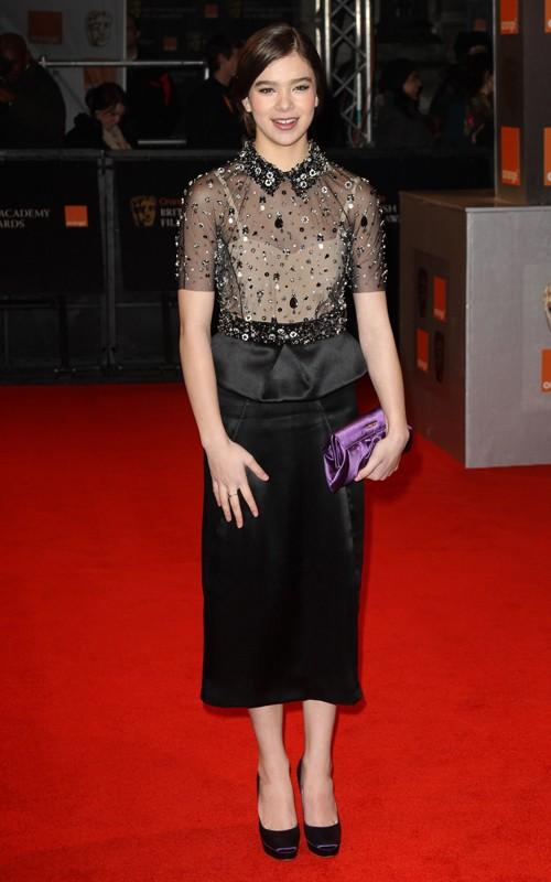 Hailee Steinfeld BAFTA 2011