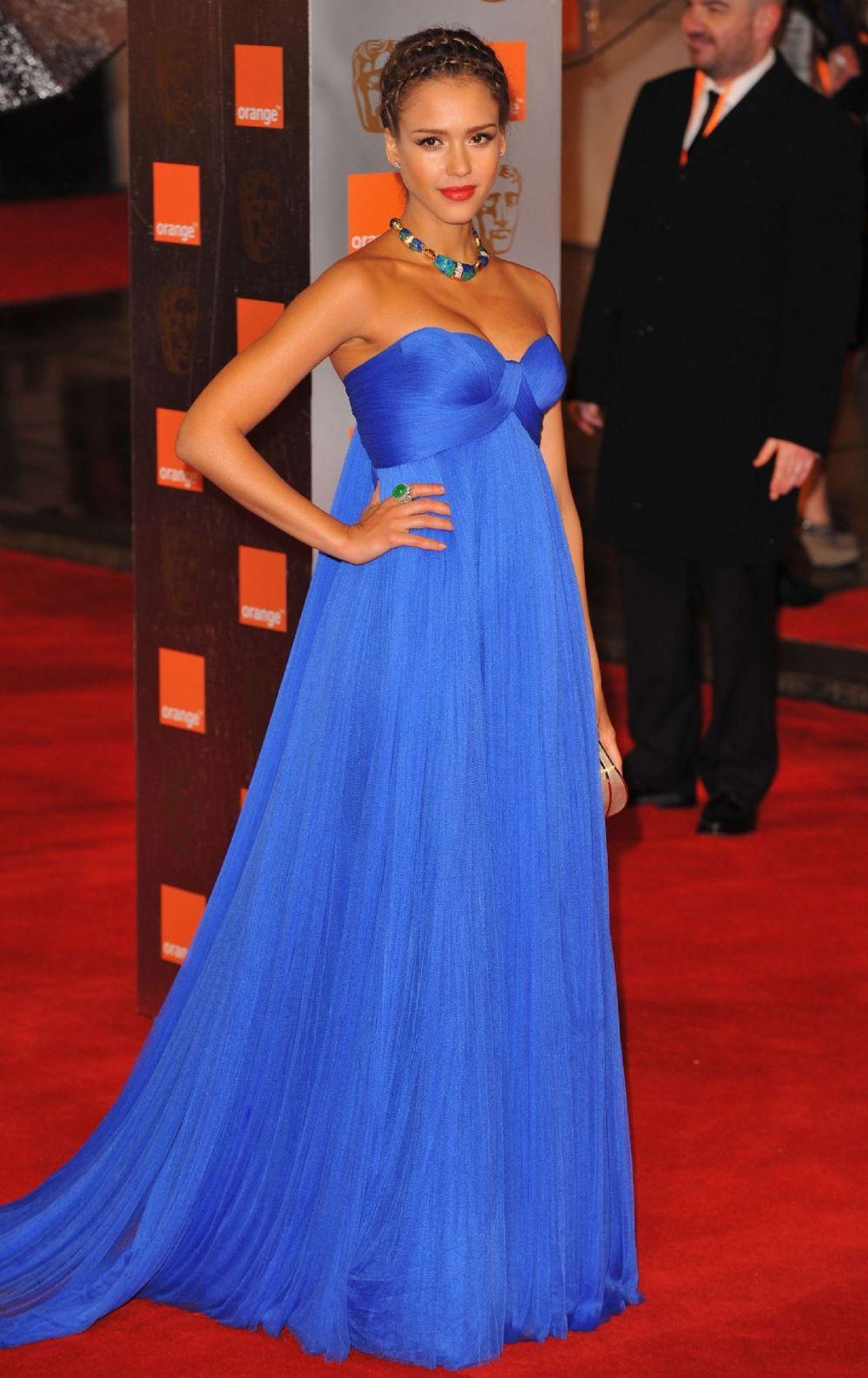 Jessica Alba BAFTA Awards 2011