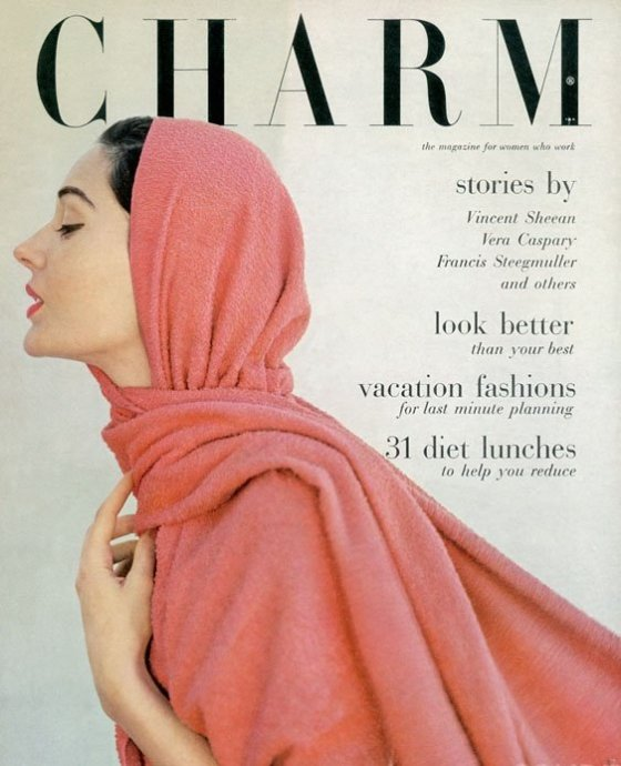 1952 July Charm Magazine