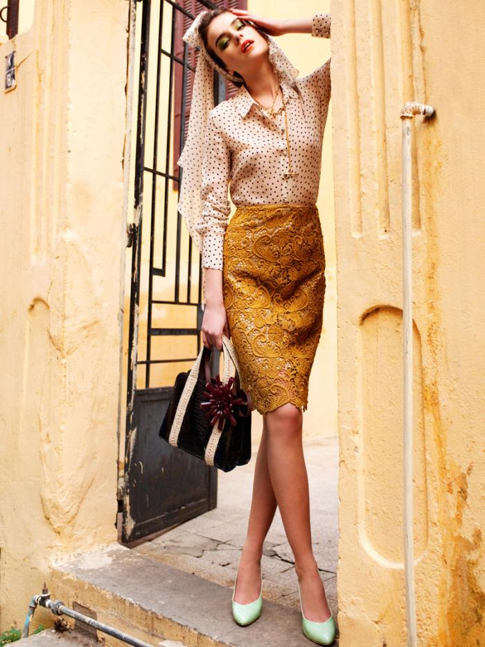 Editorial Elle Turquia Março 2011 4