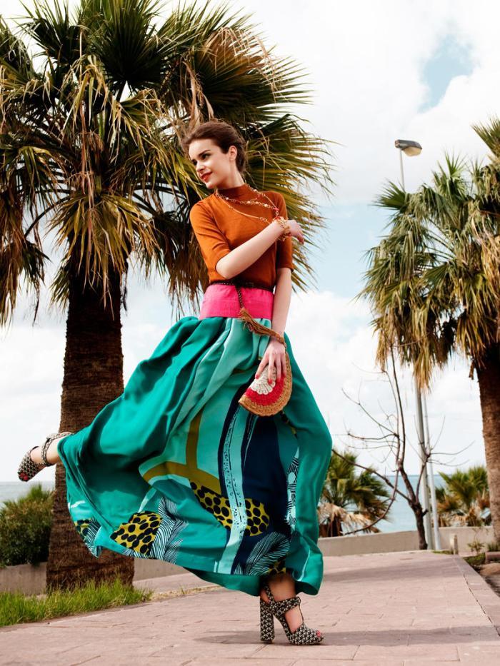 Editorial Elle Turquia Março 2011
