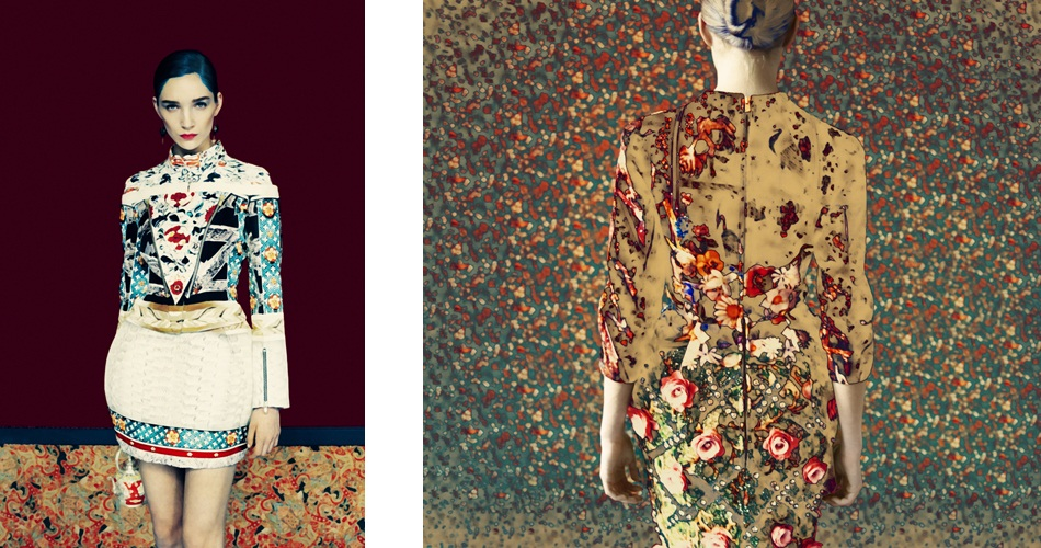 mary katrantzou Erik Madigan Heck